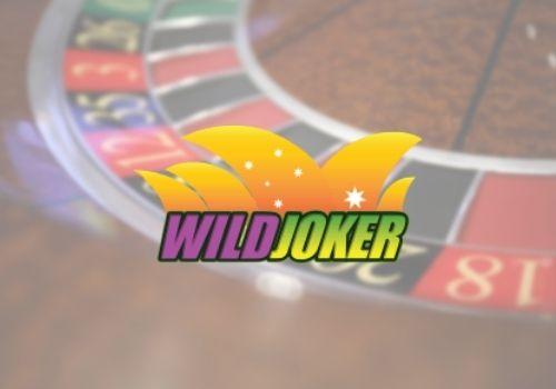 wild joker casino logo